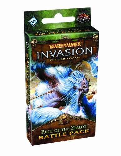 Warhammer Invasion LCG: Path of the Zealot Battle Pack
