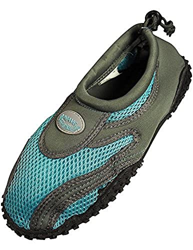 03. Women's Wave Water Shoes Pool Beach Aqua Socks, Yoga , Exercise