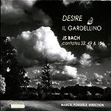 Bach: Desire - Cantates 32, 49 & 154