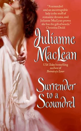 Image for Surrender to a Scoundrel (Avon Romantic Treasure)