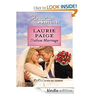 Outlaw Marriage (Montana Mavericks) Laurie Paige