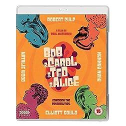 Bob & Carol & Ted & Alice [Blu-ray]