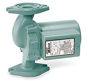 Taco Hot Water Circulator Pump Model 009-F5