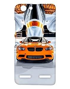 Crackndeal Back Cover for Lenovo Vibe K5 Plus
