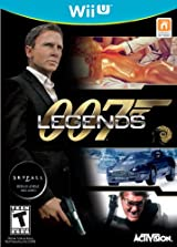 007 Legends Nintendo Wii U