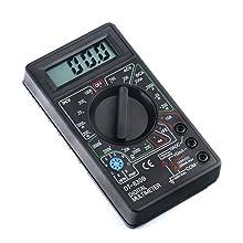 HDE Digital Multimeter AC DC Power Tester