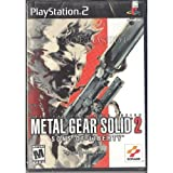 Metal Gear Solid 2: Sons of Liberty - PlayStation 2by Konami