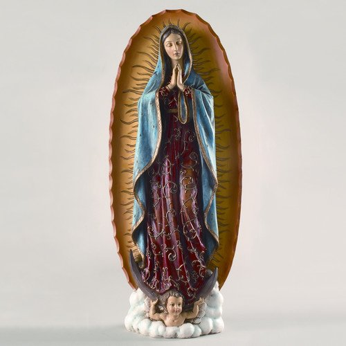 Roman, Inc. Our Lady of Guadalupe Figurine
