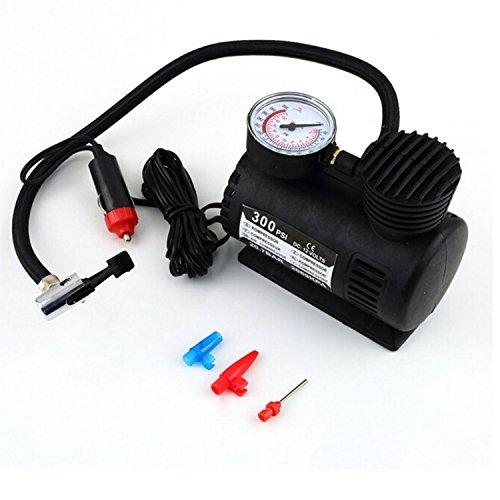 Portable Mini 12V Auto Car Electric Air Compressor Tire Infaltor Pump