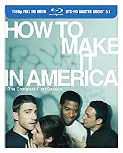 How To Make It In America [Blu-ray] (Bilingual)
