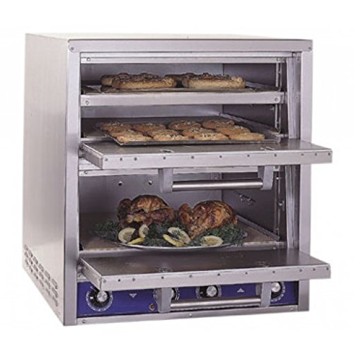 Bakers Pride HearthBake P46BL Electric Counter Top Combination Oven, 26 x 28 x 28 1/2 inch -- 1 each.