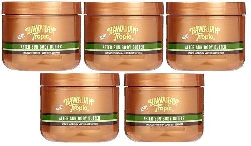 5-packs-of-hawaiian-tropic-after-sun-body-butter-w-aloe-shea-butter