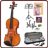 Hallstatt(ハルシュタット) ヴァイオリン V-45 4/4サイズバイオリン 初心者入門セット(9707101200) ランキングお取り寄せ