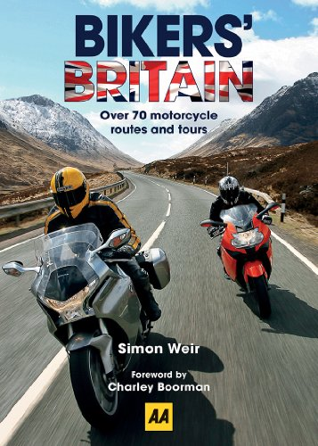 Bikers' Britain: Great Motorbike Rides (Aa)