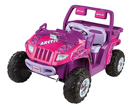 Fisher-Price Power Wheels Arctic Cat Ride On