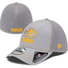 NFL Green Bay Packers Flex Fit Cap by New Era
