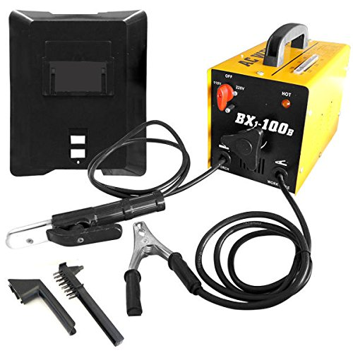Hiltex 10910 100 Amp 110/220V Electric ARC Welder Welding Machine