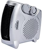Draper 43868 2 kW 230-Volt Fan Heater