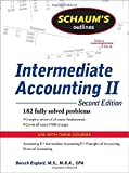img - for By Baruch Englard Schaum's Outline of Intermediate Accounting II, 2ed (Schaum's Outline Series) (2nd Edition) book / textbook / text book