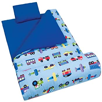 Olive Kids Trains, Planes & Trucks Original Sleeping Bag