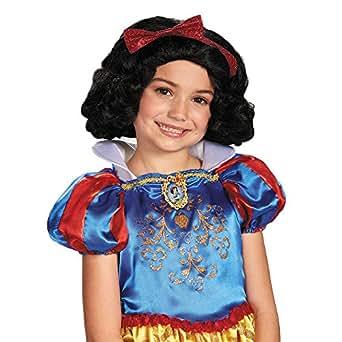 Disguise Disney Princess Snow White Child Wig
