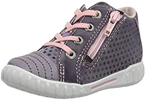 Ecco Mimic - zapatillas de running de piel bebé - BebeHogar.com