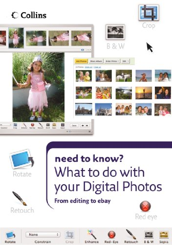 Suzanne Collins - What to do with your Digital Photos (Collins Need to Know?)