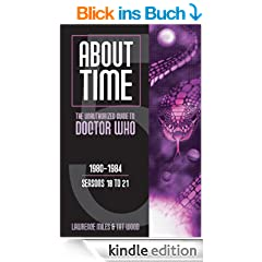 About Time 5: The Unauthorized Guide to Doctor Who (Series 18 to 21) (English Edition)