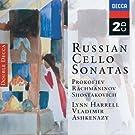 Russische Cellosonaten