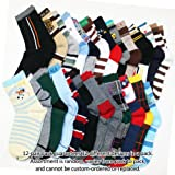 Dozen-pack Cotton Socks