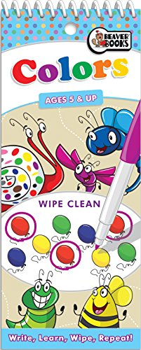 Wipe Clean Colors