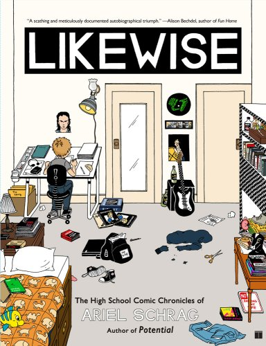 Likewise: The High School Comic Chronicles of Ariel...