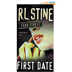 First Date (Fear Street, No. 16) by