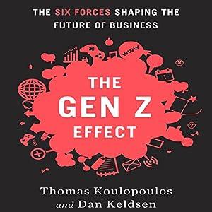 The Gen Z Effect Audiobook