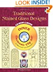Traditional Stained Glass Designs CD-...