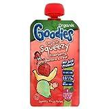 Organix Strawberry Pear - Goodies Pouches 100g