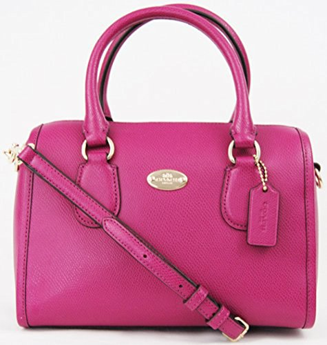 coach gray bag  coach 33329 mini bennett
