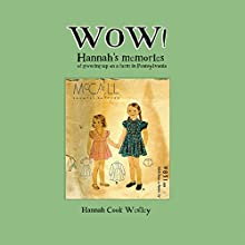 Wow Audiobook by Hannah Cook Westley Narrated by Linda Velwest