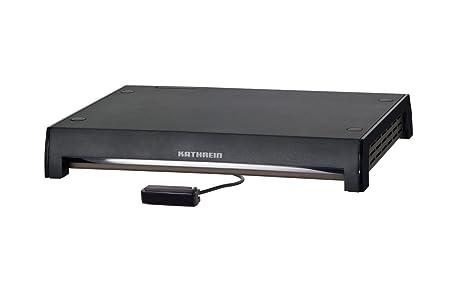 Kathrein UFS 940sw Récepteur satellite numérique Capteur IR, interface CI, HDMI, fonction PVR,USB 2.0 Noir