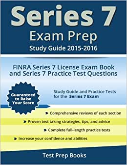 finra series 7 study guide