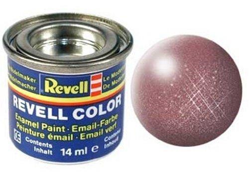Peinture émail Revell cuivre métallisé