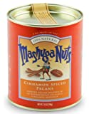 Mashuga Nuts Large Gift Tin Cinnamon Spiced Pecans