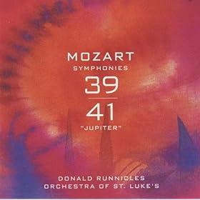 Symphony No. 39 in E-Flat Major, K. 543: I. Adagio - Allegro
