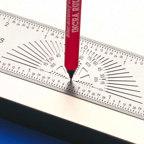 INCRA CENTER12 Centering Rule 12-Inch