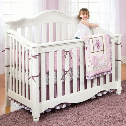 How to clean painted crib