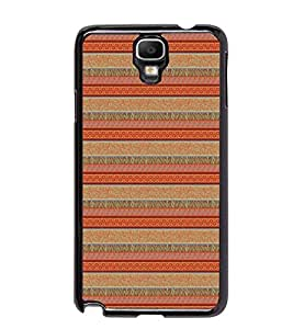 PrintDhaba Pattern D-5273 Back Case Cover for SAMSUNG GALAXY NOTE 3 NEO (Multi-Coloured)