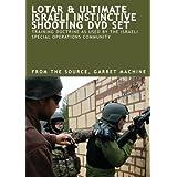 LOTAR & ULTIMATE ISRAELI INSTINCTIVE SHOOTING DVDs SET ~ DUVDEVAN LOTAR SHADUV...