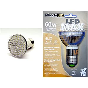 Click to buy LED Outdoor Lighting: Miracle LED MAX Spot Larger High Efficiency Light Bulb from Amazon!