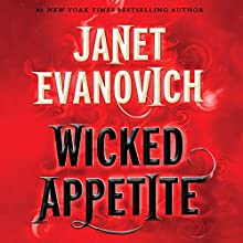 Wicked Appetite Audiobook by Janet Evanovich Narrated by Lorelei King