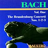 Best Of Bach: Jesu, Joy of Man's Desiring, Brandenburg Concerto No. 3, Air On The G String And More
